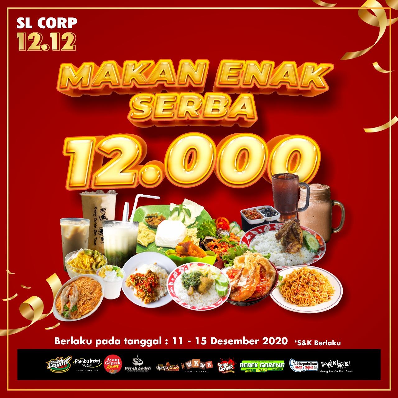 makan enak serba 12.000